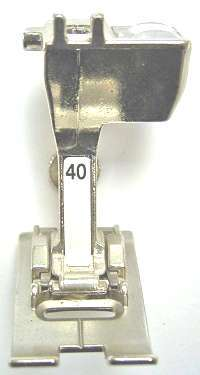 Pied n°40C  (1630)