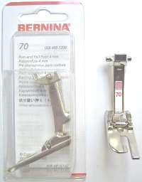 PIED RABATTEUR 4mm N°70  (130)