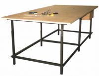 table de coupe glasman machines coudre surjeteuses industrielle et pi ces d tach es. Black Bedroom Furniture Sets. Home Design Ideas