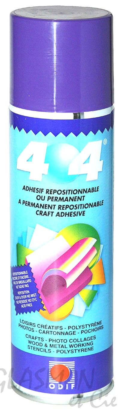 BOMBE 404 ADESIF REPOS. 250 ML Accessoires broderie 2666