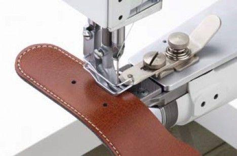 Machine a coudre cuir industrielle occasion