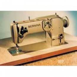 Machine zig zag industrielle bernina 217 glasman for Machine a coudre zig zag occasion