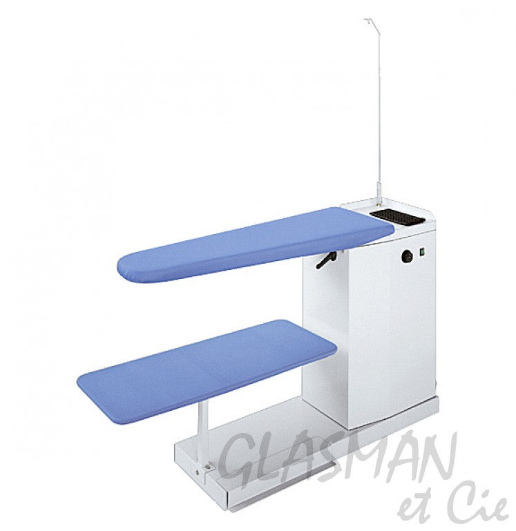 table de repassage universelle pointue soufflante fox co 600 a s glasman machines coudre. Black Bedroom Furniture Sets. Home Design Ideas