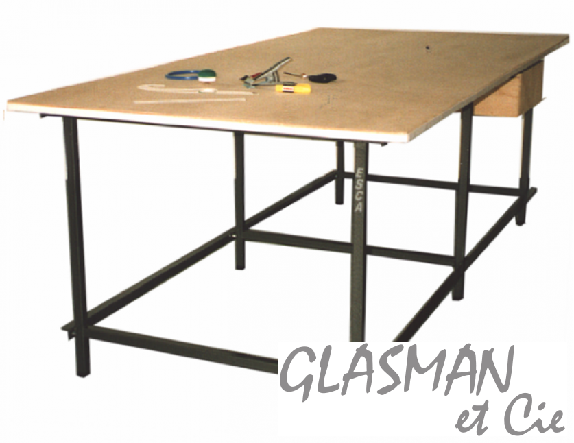 table de coupe mod liste fox mod l c 1 2 m x. Black Bedroom Furniture Sets. Home Design Ideas