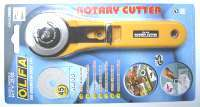 CUTTER ROTATIF OLFA 45MM