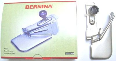 BERNINA GUIDE POSE BIAIS 22-26 N84 Guides 3886
