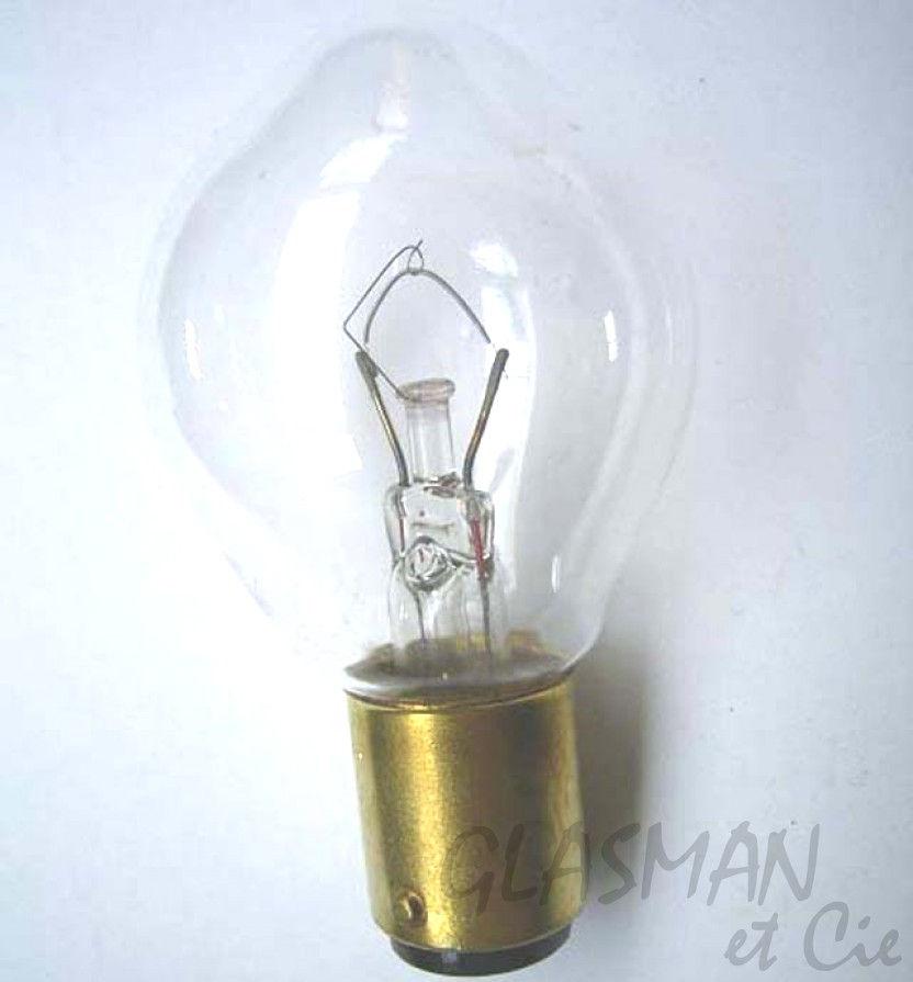 riva b15 24v 25w tr35 ampoule ba onnette pour machine. Black Bedroom Furniture Sets. Home Design Ideas