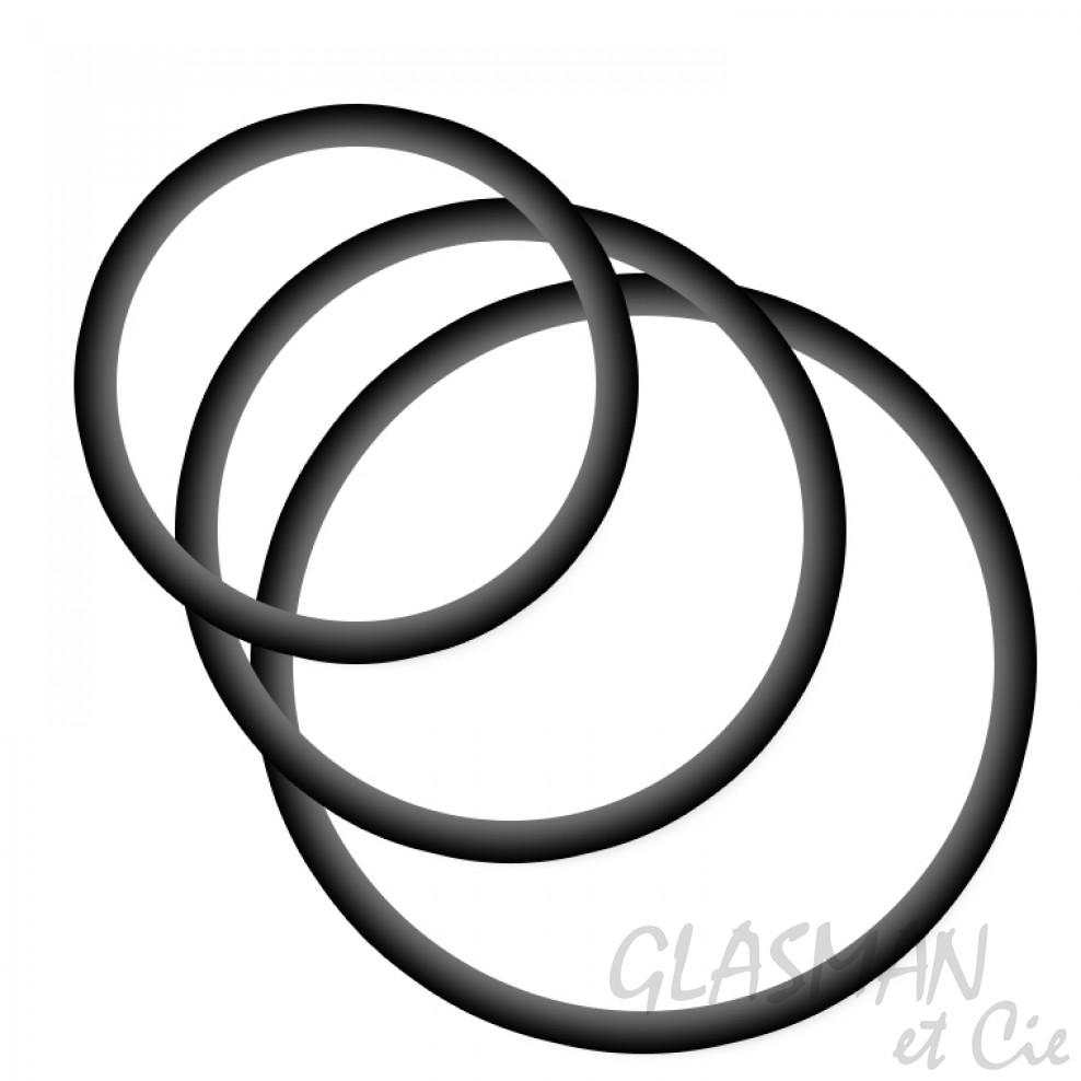 courroie caoutchouc ronde