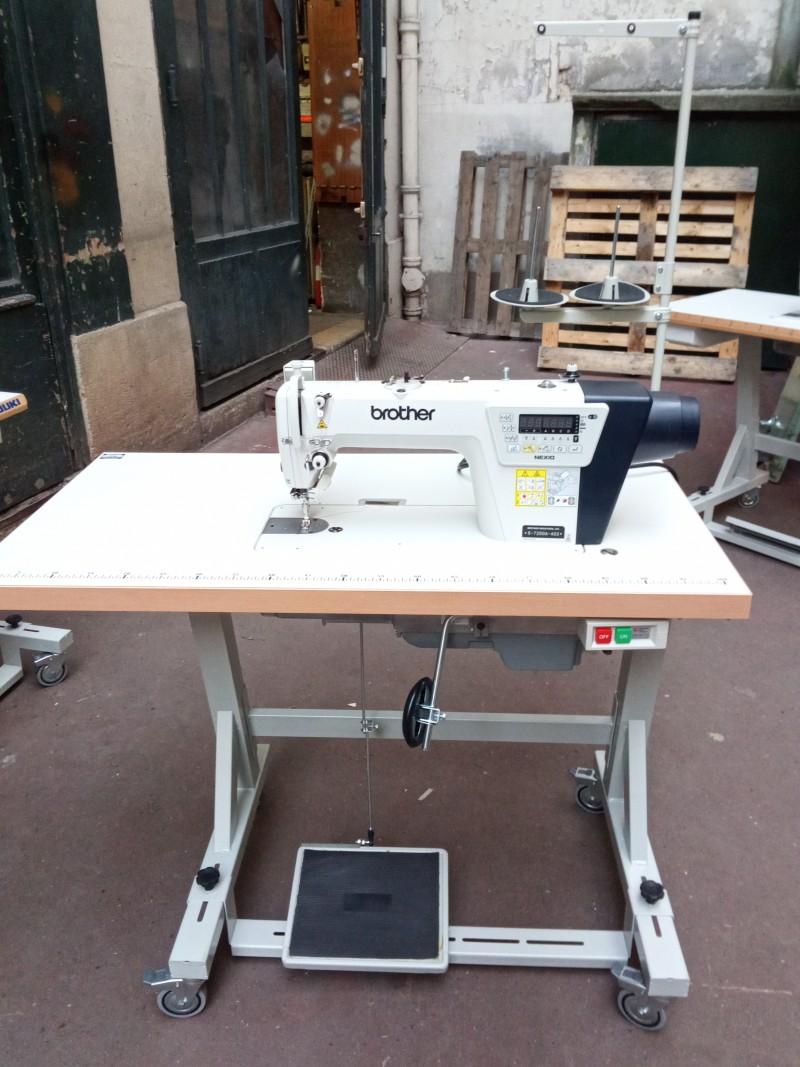 Table A Machine A Coudre brother s-7250a nexio machine à coudre industrielle avec coupe-fil