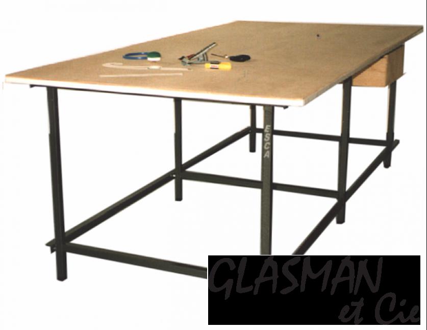 Table De Coupe Modéliste Fox Modélé D 1 2 M X 1 25m